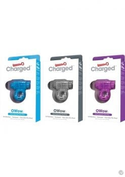 Charged O Wow Vooom Asst 6 Pc Disp