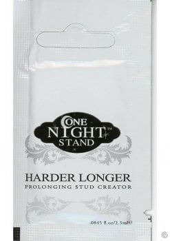 One Night Stand Harder Longer Prolonging Stud Creator Gel 2.5 milliliter