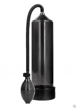 Pumped Classic Penis Pump Black