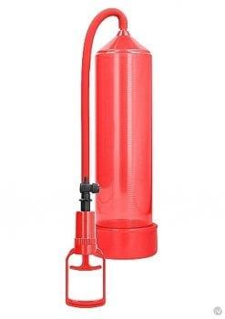 Pumped Comfort Beginner Pump Red