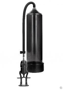 Pumped Deluxe Beginner Pump Black