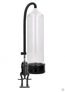 Pumped Deluxe Beginner Pump Transparent