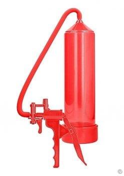 Pumped Elite Beginner Pump Red