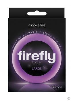 Firefly Halo Large Purple
