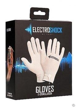 E-stim Gloves Grey