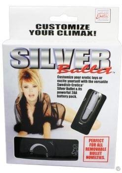 Silver Bullet Multispeed 2.2 Inch Silver