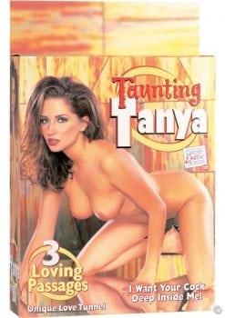 Taunting Tanya Love Doll
