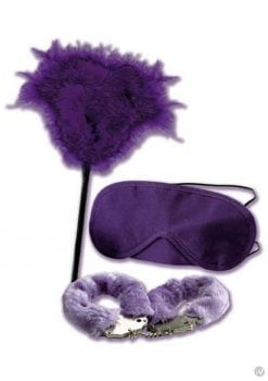 Berman Center Intimate Accessories Mistress Kit Purple