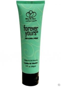 Forever Yours Prolong Creme Crème De Menthe 2 Ounce