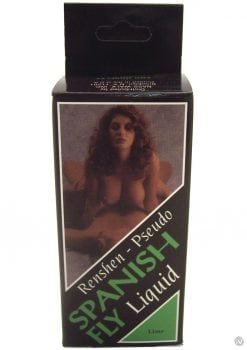 Spanish Fly Liquid Lime 1 Ounce