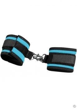 Whip Smart Cuff Set Passion Blue