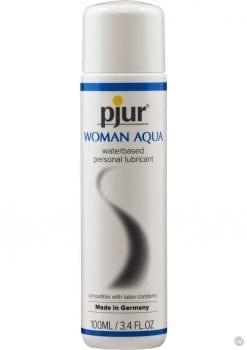 Pjur Eros Woman Water Based Liquid Lubricant 3.4 Ounce