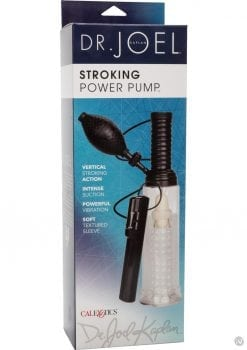 Dr Joel Kaplan Stroking Power Pump With Silicone Sleeve