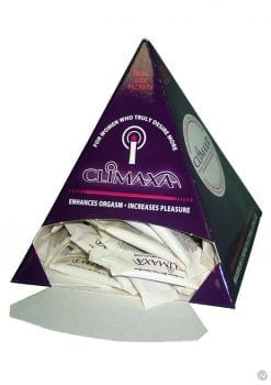Climaxa Stimulating Gel 50 Tubes Per Display
