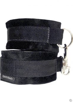 Soft Cuffs - Black