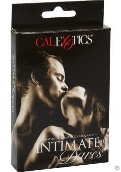 Intimate Dares An Adult Exotic Card Game