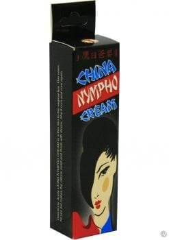 China Nympho Cream Home Party .5 Ounce