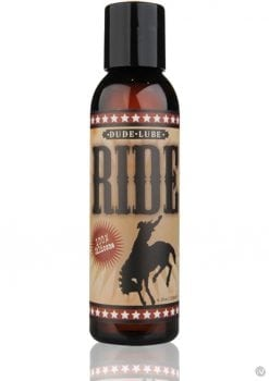 Sliquid Ride Silicone Lubricant 4.2 Ounce
