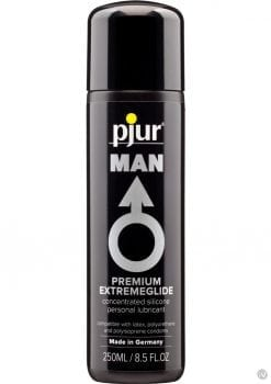 Pjur Man Premium Extreme Glide Silicone Lubricant 8.5 Ounce