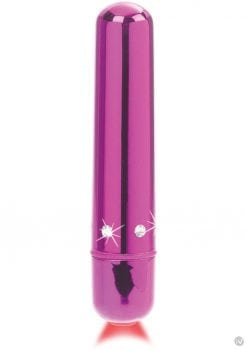 Crystal High Intesity Bullet 2 Waterproof Pink
