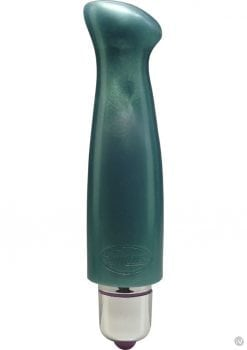 Little Secret Touch Silicone Vibrator 3.3 Inch Teal