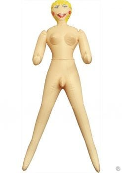Tranny Inflatable Loe Doll Travel Size