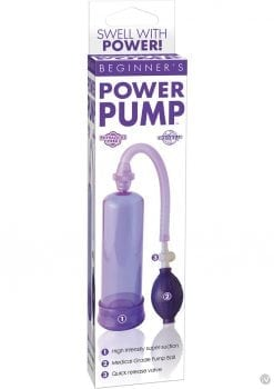 Beginners Power Pump Purple