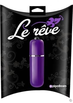 Le Reve Bullet Waterproof 2.5 Inch Purple