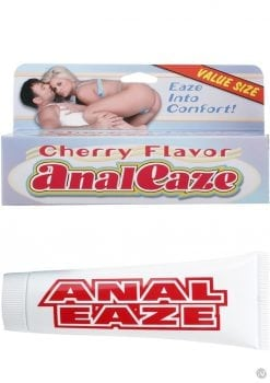 Anal Eaze 1.5 Ounce Cherry