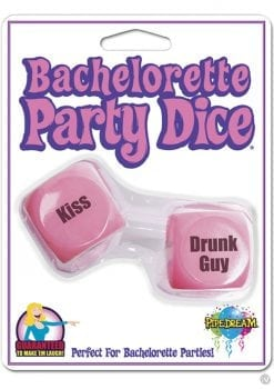 Bachelorette Party Favors Dice