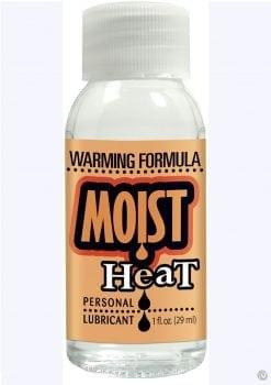 Moist Heat Warming Water Based Lubricant 1 Ounce