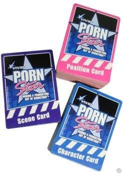 Vivid Porn Star Cards