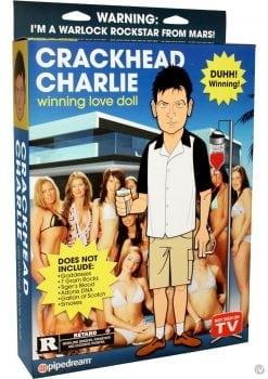 Crackhead Charlie Winning Inflatable Love Doll