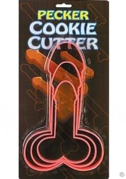 Pecker Cookie Cutter 3 Set