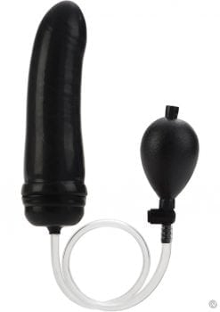 Colt Hefty Probe Inflatable Butt Plug 6.5 Inch Black
