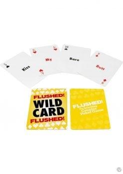 Flushed Card Game