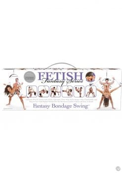 Fetish Fantasy Series Fantasy Bondage Swing White