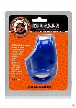 Ballsling  ball-split Police Blue