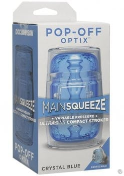 Main Squeeze Pop Off Optix Crystal Blue