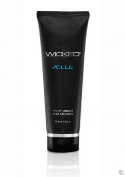 Wicked Jelle Lube 8oz
