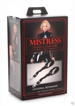 Mis Universal Leather Restraints