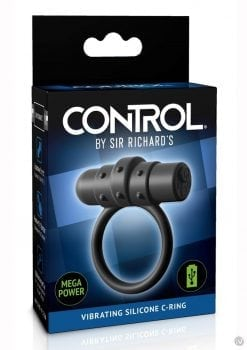 Sir Richards Control Vibe C Ring