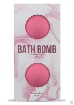 Dona Flirty Fragrance Bath Bomb 2pk