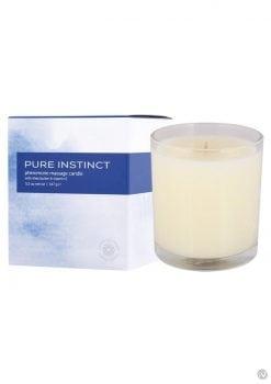 Pure Instinct Massage Candle True Blue