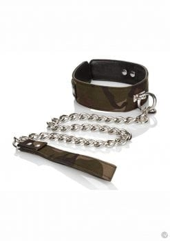 Colt Camo Collar And Leash