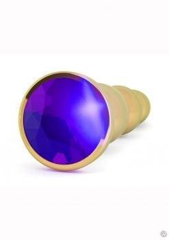 Rich R3 Gold Plug 4.8 Purple Sapphire