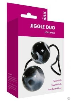 Minx Duo Love Balls Black