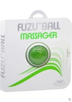 Fuzu Ball  Handheld 360 degrees rolling ball  Green