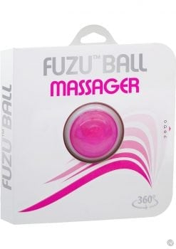 Fuzu Ball handheld 360 degrees rolling ball Pink