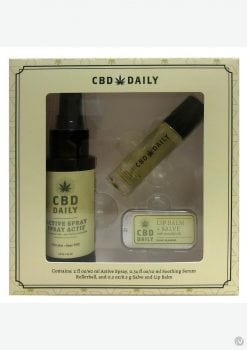 Cbd Holiday Gift Set